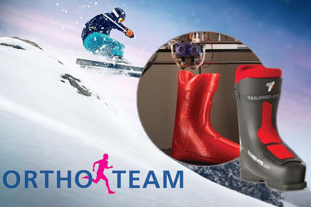 TAILORED FITS Skischuhe neu bei ORTHO-TEAM in Basel, Bern, Luzern und Zürich