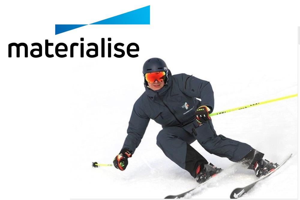 Der massgefertigte Skischuh aus dem 3D Drucker: Die Fallstudie unseres Softwareentwicklungs- und Produktionspartners Materialise!